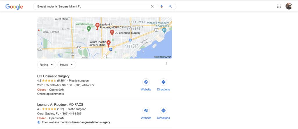 Google seo company maryland